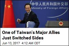 Panama Hands China Major Diplomatic Victory