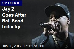 Jay Z's Other Father's Day Focus: Greedy Bail Industry