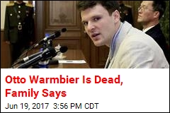 Otto Warmbier Is Dead, Family Says