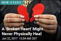 Time Doesn't Always Heal a 'Broken Heart'