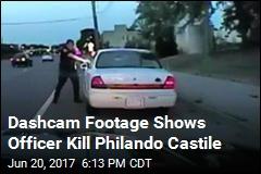 Dashcam Footage of Philando Castile's Death Released
