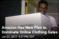 Amazon: Order Clothes Now, Maybe Buy Them Later