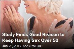 Study Finds Link Between Seniors' Sex Lives, Brain Power