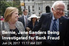 Bernie, Jane Sanders Hire Lawyers in FBI Investigation