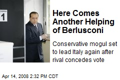 Here Comes Another Helping of Berlusconi
