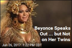 Beyonce Gives BET Speech in Absentia