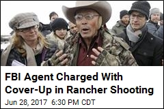 FBI Agent in Court on Charge of Lying About Rancher Shooting