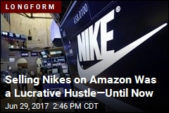 Nike Just Does It, Finally Agrees to Sell on Amazon