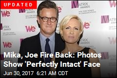 Joe, Mika, Delay Vacation to Fire Back at Trump