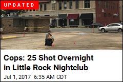 Cops: 17 Shot Overnight in Little Rock Nightclub