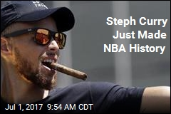 Steph Curry Gets Biggest Contract in NBA History