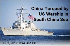 China Blasts US 'Provocation' in South China Sea