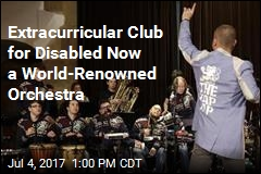 Extracurricular Club for Disabled Now a World-Renowned Orchestra