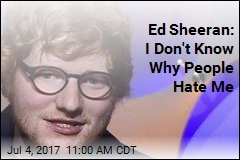 'Mean Things' Spur Ed Sheeran to 'Quit' Twitter