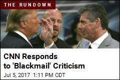 CNN: No, We Didn't 'Blackmail' Reddit User