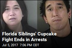 Pregnant Woman, Brother Arrested in Cupcake Fight