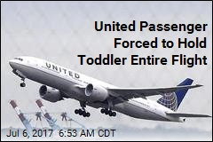 United Sorry After Reselling Toddler's Seat