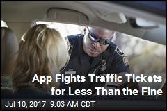 Got a Traffic Ticket? There's an App to Fight It for You