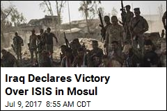 Iraq Declares Victory Over ISIS in Mosul