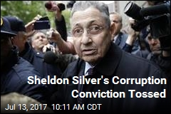 Sheldon Silver's Corruption Conviction Tossed