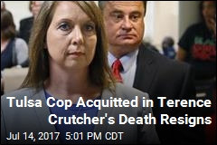 Tulsa Cop Acquitted in Terence Crutcher's Death Resigns