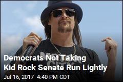 Kid Rock Blasts Stabenow, Announces Senate Run