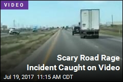 Scary Road Rage Incident Caught on Video