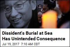 Dissident's Burial at Sea Has Unintended Consequence