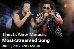 'Despacito' Just Set a Music Milestone