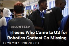 Burundi Teens Disappear After DC Robotics Contest