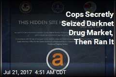 Cops Secretly Seize Dark Net Drug Market, Track Users