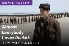 Nolan's Dunkirk May Be His Masterpiece