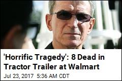 8 Found Dead in Truck at Walmart in 'Horrific Tragedy'