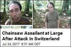 5 Hurt in Switzerland Chainsaw Attack