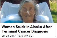 Falling Gravely Ill on a Cruise, Woman Is 'Trapped' in Alaska