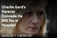 Charlie Gard's Parents Concede He Will Die in Hospital