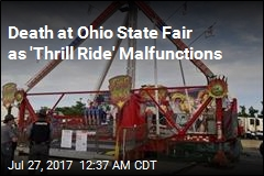 1 Killed, 7 Hurt in Ohio State Fair Disaster