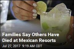 'Tainted' Booze Eyed After Deaths, Blackouts in Mexico