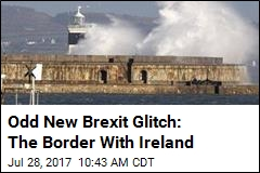 Ireland Wants to Make a Sea Border With the UK