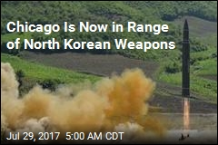 Chicago Is Now in Range of North Korean Weapons
