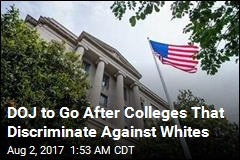 DoJ's Civil Rights Division to Target Affirmative Action