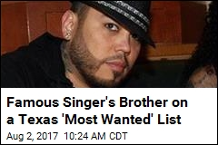 Selena's Brother Among Top 10 'Most Wanted' in Texas City