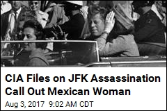 Secret JFK Assassination Files Reveal CIA Misgivings