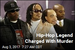 Hip Hop Legend Charged With Murder