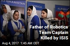 Father of Robotics Team Captain Killed by ISIS