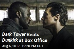 Dark Tower Tops Box Office With Underwhelming $19.5M