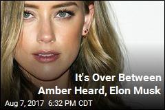 Amber Heard, Elon Musk Split Up