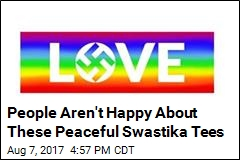 Design Company Attempts to Rebrand Swastika, Fails