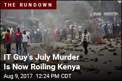 Kenya Is Done Voting, but a July Murder Is Causing Chaos