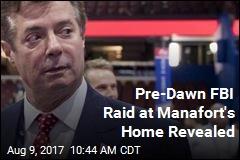 FBI Raided Home of Former Trump Campaign Chair